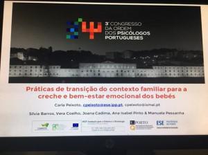 3ºCongresso da Ordem dos Psicólogos Portugueses